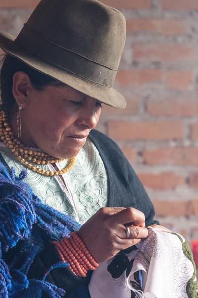 Women's Center, Ecuador highlands
