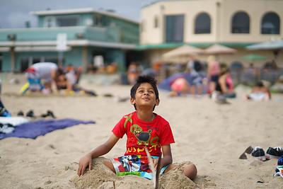 Capitola Beach, California
