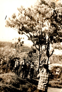 UP High School Baguio Trip, 1969