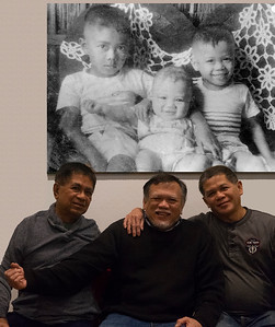 Brothers 60 Years Later