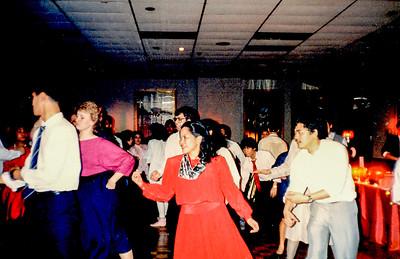 Philippine Student Association Ball 1987