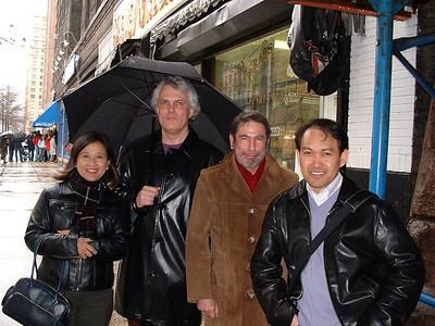 Carmen, Tom and Noel