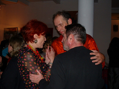 Gail Pellett and Stephan Van Dam