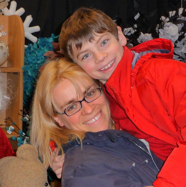 Estelle and Cedric 2009