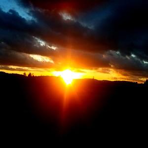 Monday Sunset