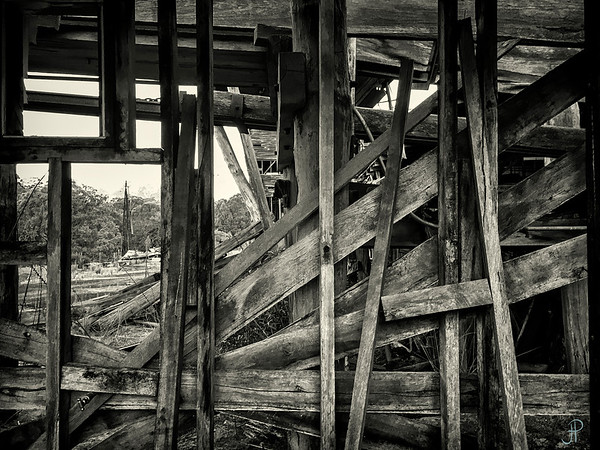 Derelict Timber Mill #02