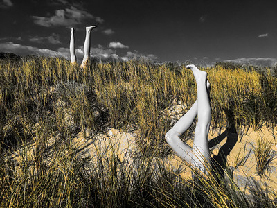 Legs sur la plage #21