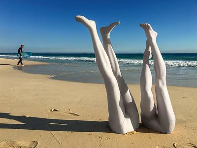 Legs sur la plage #23