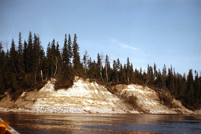 Bank - Mattagami R & Pike R. May 1959