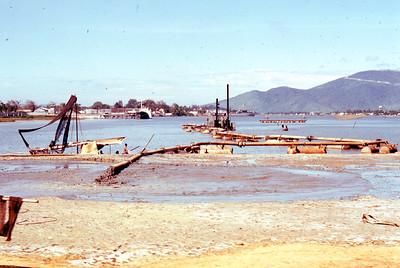 Dredging Da Nang 1965