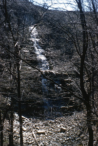 Falls just above Lower Hurning Rd. Kodachrome