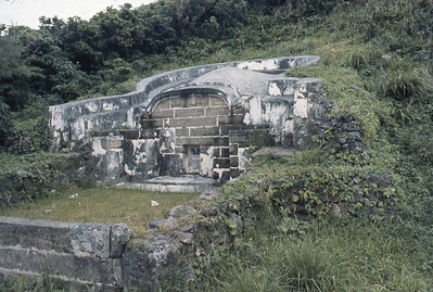 Typical Okinawan Tomb