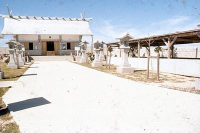 Temple, Naha