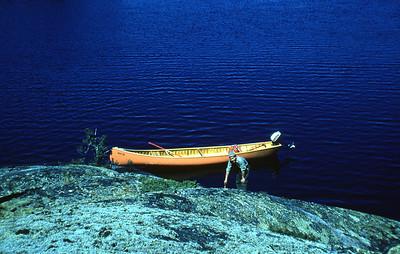 Sasiganaga Lake