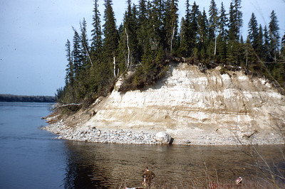 Mattagami River at Mouth of Pike R.