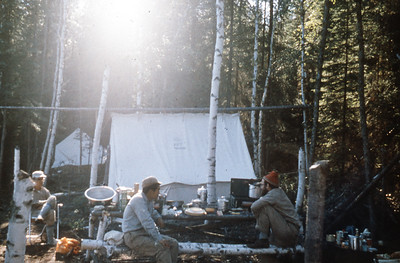 Camp Forester Lake