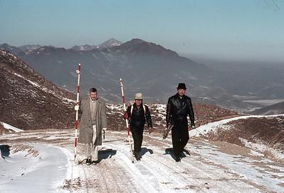 Oz West, Kim Chong, Site 31, 1962 Dec.