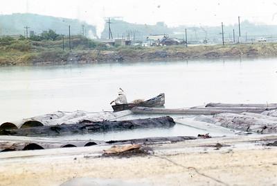Naha Kokuba River 1965