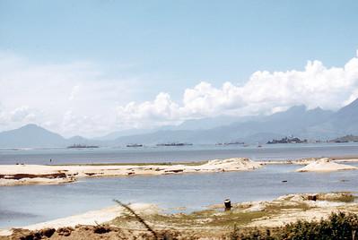 Da Nang Harbour 1965