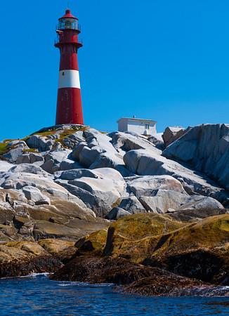 Slåtterøy Lighthouse