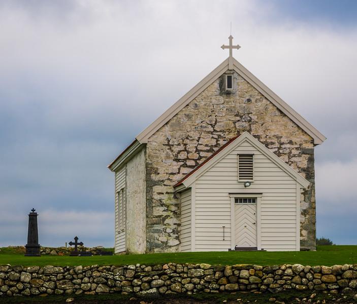 Orre gamle kirke / Orre old church