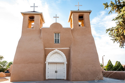 Taos - San Francisco de Asis Mission Church
