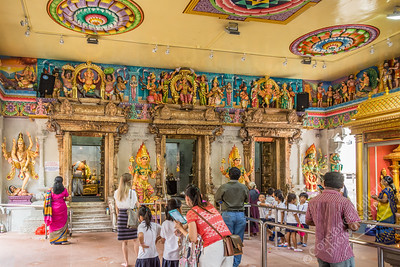 Little India - Sri Veeramakaliamman Temple