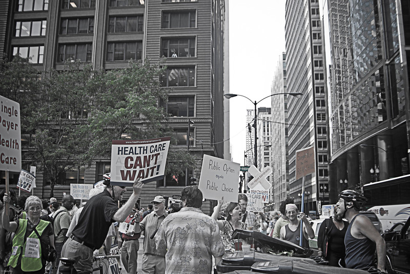 Rally for Single Payer Health Care