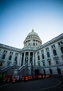 Wisconsin Capitol Building, Madison, WI