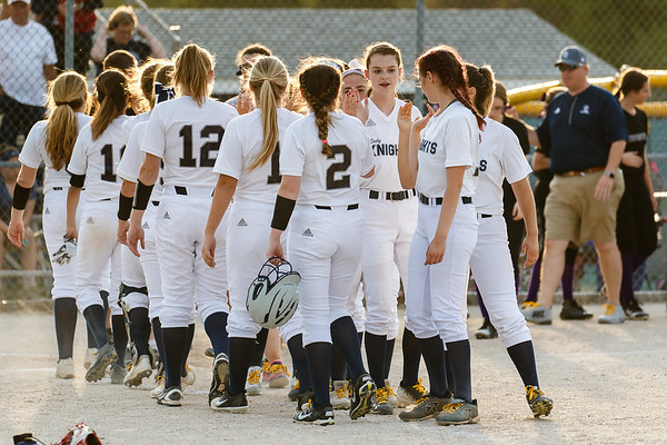 CC Varsity Softball vs Northwestern