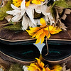 Cowgirl wedding bouquet