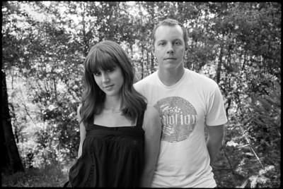 Jed and Shannon, Santa Cruz, 2008.