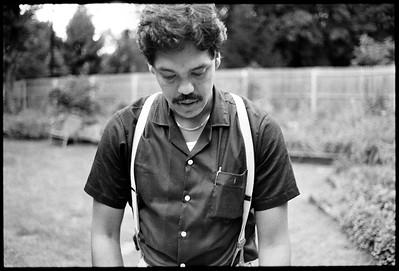Roy Martinez, Blauvelt NY,  1987.