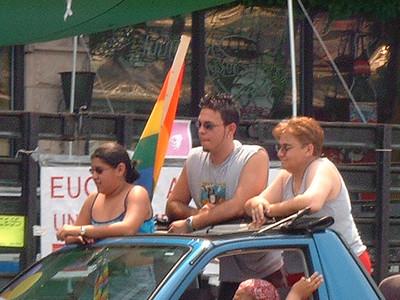 Chicago Pride Parade, 2002