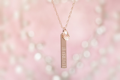 #Truth Necklace