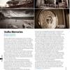 The Drake magazine, Ponoi River, Russia.<br /> <br /> Spring 2015.