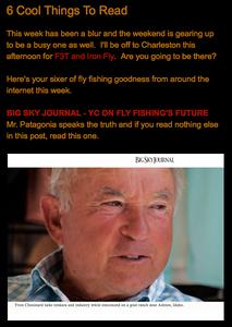 Fiberglass Manifesto email, spring 2015.