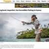 """Fly fishing Samoa photo essay.<br /> <br /> <a href=""""http://www.outsideonline.com/2068031/unexplored-imperfect-incredible-fishing-samoa"""">http://www.outsideonline.com/2068031/unexplored-imperfect-incredible-fishing-samoa</a><br /> <br /> Outside online, April 2016."""