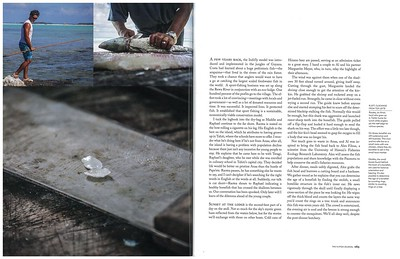 Storytelling photography from Costa del Mar / IndiFly location assignment.  The Fly Fish Journal, Fall 2015.