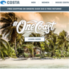 #OneCoast email and campaign imagery using images from 2016 campaign shooting French Polynesia for Costa.<br /> <br /> September 2017.