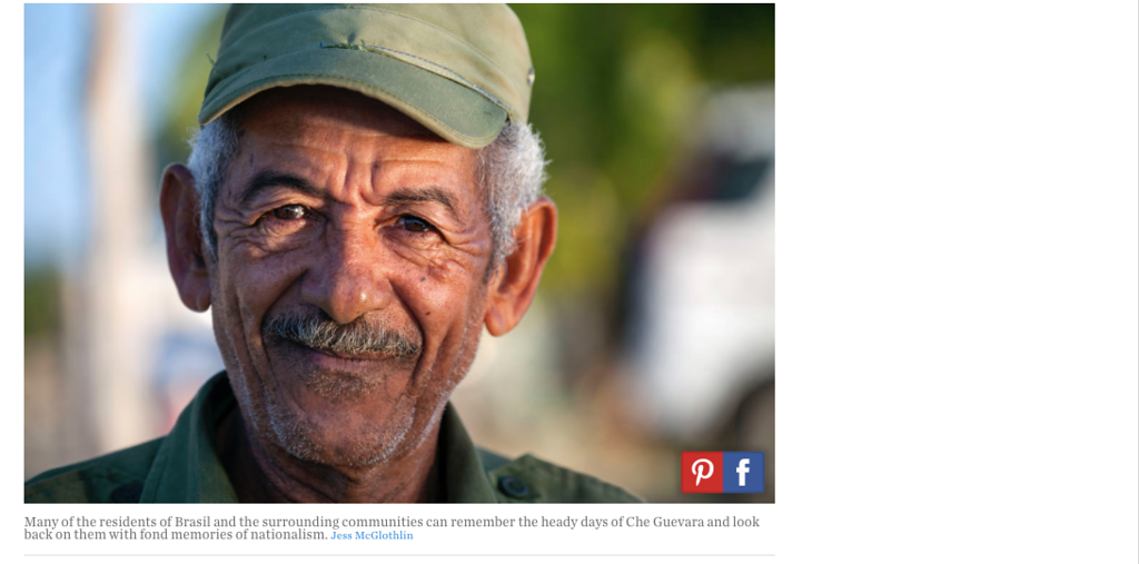 """Molasses Air: Stepping Off the Beaten Path in Cuba<br /> <br /> April 2018.<br /> <br /> <a href=""""https://rootsrated.com/stories/molasses-air-stepping-off-the-beaten-path-in-cuba"""">https://rootsrated.com/stories/molasses-air-stepping-off-the-beaten-path-in-cuba</a>"""