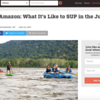 """RootsRated.com, """"Into the Amazon: What It's Like to SUP in the Jungles of Peru""""<br /> <br /> Writing and photography, June 2017.<br /> <br /> <a href=""""https://rootsrated.com/stories/into-the-amazon-what-it-s-like-to-sup-in-the-jungles-of-peru"""">https://rootsrated.com/stories/into-the-amazon-what-it-s-like-to-sup-in-the-jungles-of-peru</a>"""