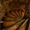 Puerto Rico February 2012 Ft Moro Stairwell 3 San Juan