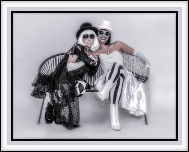 Camila Descombey Quinto & Kami Desilets