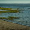 Canada Isle D'Orleans St Jean Beach and Fleuve St Laurent
