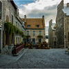 Canada Quebec City Old Town September 2015 Place Royale East Side 3
