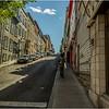 Canada Quebec City Upper Old Town September 2015 Rue Saint Ursule