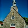 Canada Isle D'Orleans St Laurent Eglise Saint Francoise 1734