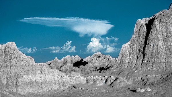 Badlands IR