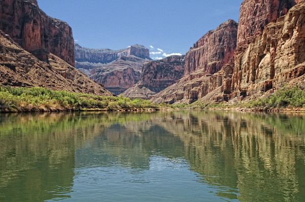Rafting the Grand Canyon-2012